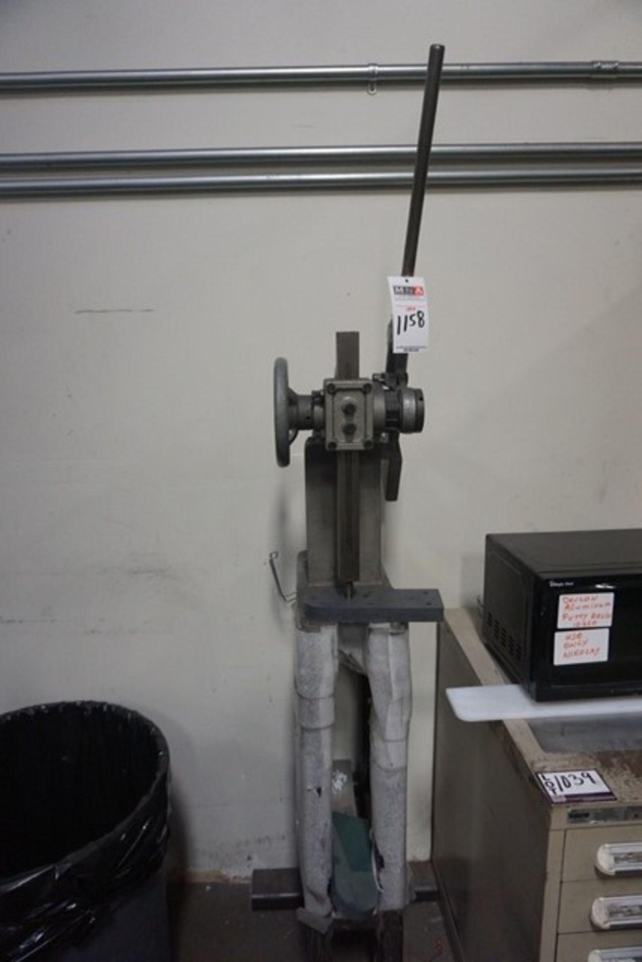 Lot 1158 - Arbor Press