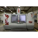 """Haas VF-6, 64"""" x 32"""" x 30"""" Travels, 20 Position Tool Carousel, CTS, CT-40 Taper, s/n 12997, New 1998"""