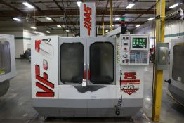 "Haas VF-0, 20"" x 16"" x 20"" Travels, 20 Position Tool Carousel, CT-40 Taper, s/n 11736, New 1997"