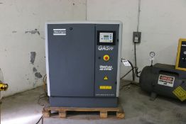 Atlas Copco GA5FF Rotary Screw Air Compressor, s/n AII150841, New 2004