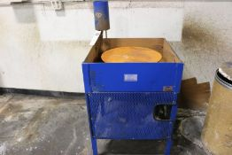 "18"" Diamond Pacific 18RL Lapping Machine"