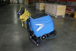 "Global 16"" Floor Scrubber"