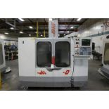 """Haas VF-0, 20"""" x 16"""" x 20"""" Travels, 20 Position Tool Carousel, CT-40 Taper, s/n 4411, New 1995"""