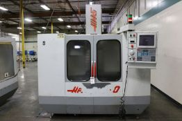 "Haas VF-0, 20"" x 16"" x 20"" Travels, 20 Position Tool Carousel, CT-40 Taper, s/n 4414, New 1995"