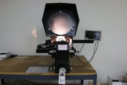 MasterView Optical Comparator with Innova Fagor DRO