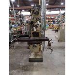 """Kingston KMT-4V Mill, 10"""" x 50"""" Table, s/n 8060, New 1995"""