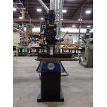 "Enco 405-0593 20"" Square Column Geared Head Mill, 9"" x 31"" Table, s/n 24041805057, New 2018"