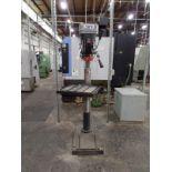 """Jet J-2550 20"""" Floor Type Drill Press, 16"""" x 18"""" Table"""