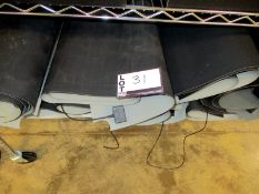 """(16) Electro Static Table Mates, Approx. 60"""" x 24"""""""