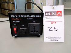 Simran Step Up & Down Transformer, MDL# AC-300W