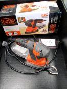 Black & Decker Mouse Detail Sander