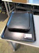 (7) Lab trays