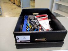 Miscellaneous Tools - Husky Wrenches and Allen Wrenches, wire cutters and others