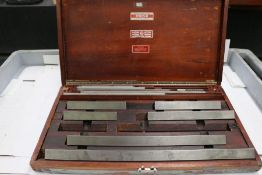 Pratt & Whitney Gage Block Set