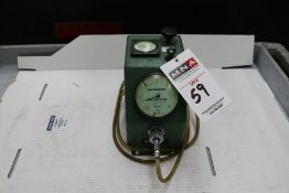 Federal Dimensionair D-2500 Air Gage