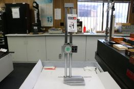 "Mitutoyo 18"" Dial Height Gage"