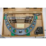 """Mitutoyo 12"""" - 16"""" Outside Micrometer"""