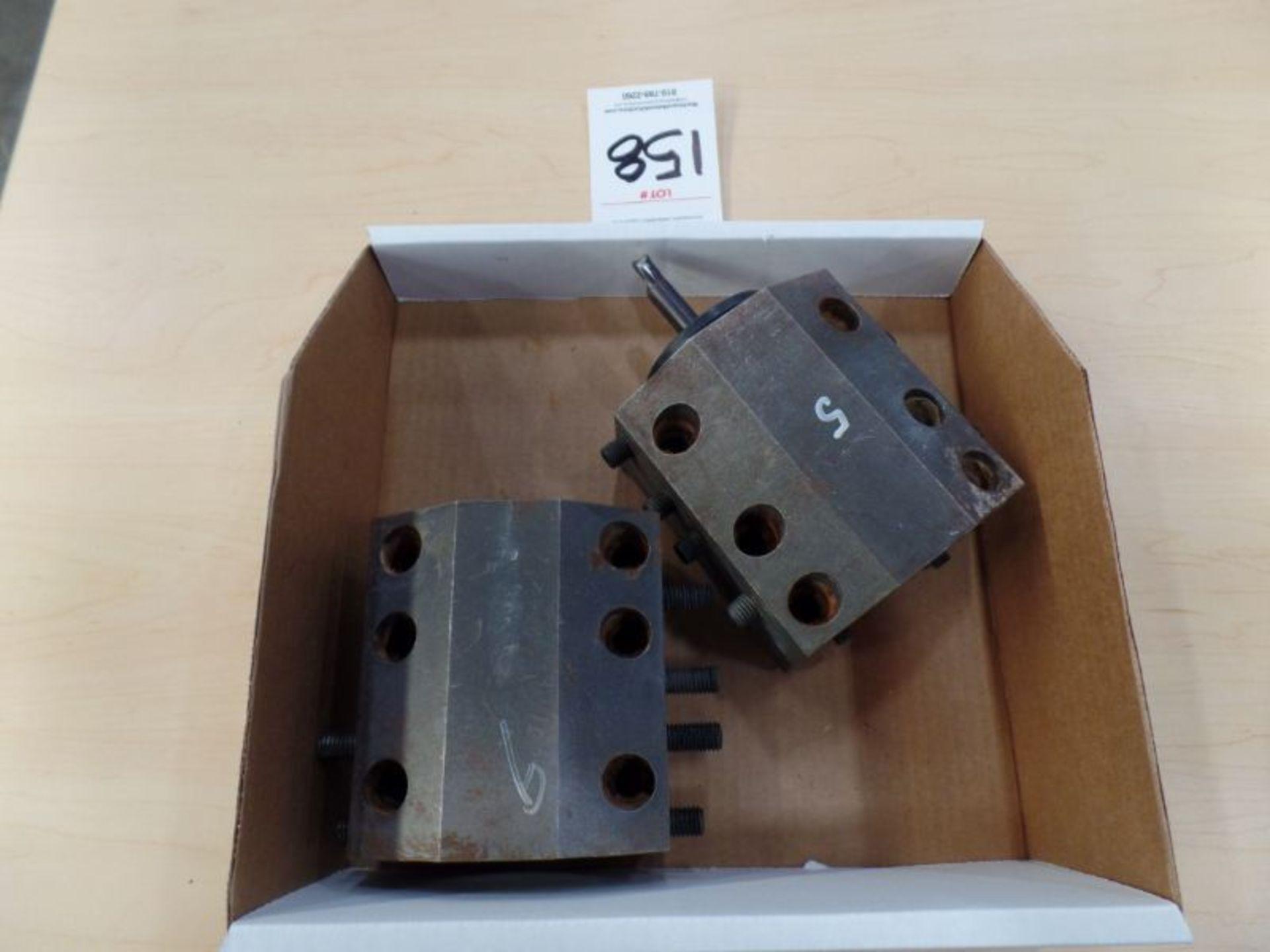 OD/ID Tool Holder with tool for Doosan Puma 400LC - Image 4 of 4