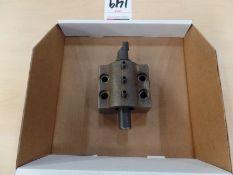 OD/ID tool holder with tool for Mori Seiki SL-25B5