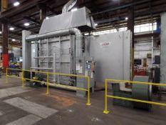 Heat Tek Furnace, Honeywell Control, 1850F Max Temp, Natural Gas, s/n 2869, New 2018