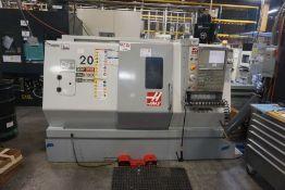 Haas SL-20T CNC Lathe, New 2008