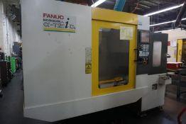 Fanuc Robodrill a-T21iDL, Fanuc 16iMC control, New 2004