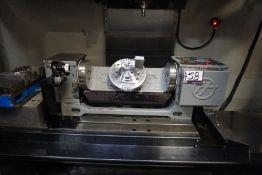 """Haas TR160H 6"""" Trunion Table, s/n 903385"""