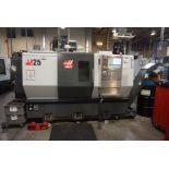 Haas ST-25 CNC Lathe, New 2014