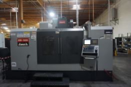 Awea BM-1600 Vertical Machining Center, Fanuc Control, New 2007