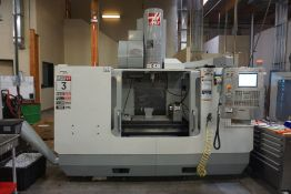 Haas VF-3SS Vertical Machining Center, New 2006