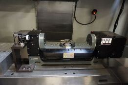 """Hass TR160 Trunion, 6"""" Table, s/n 905876"""