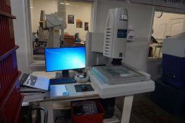 Vertex 310 Optical Measuring Machine, New 2009