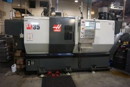 Haas ST-35 CNC Lathe, New 2014