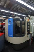 Hitachi Seiki DS-250, Fanuc 21iM control, New 2000