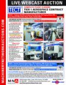 Complete Plant Closure: TECT Aerospace Kent, WA Facility a Leading Aerospace Contractor (Phase 1)