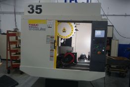 Fanuc Robodrill D21LiB5 5-Axis Vertical Machining Center, New 2018 *with Lots 5 & 6*