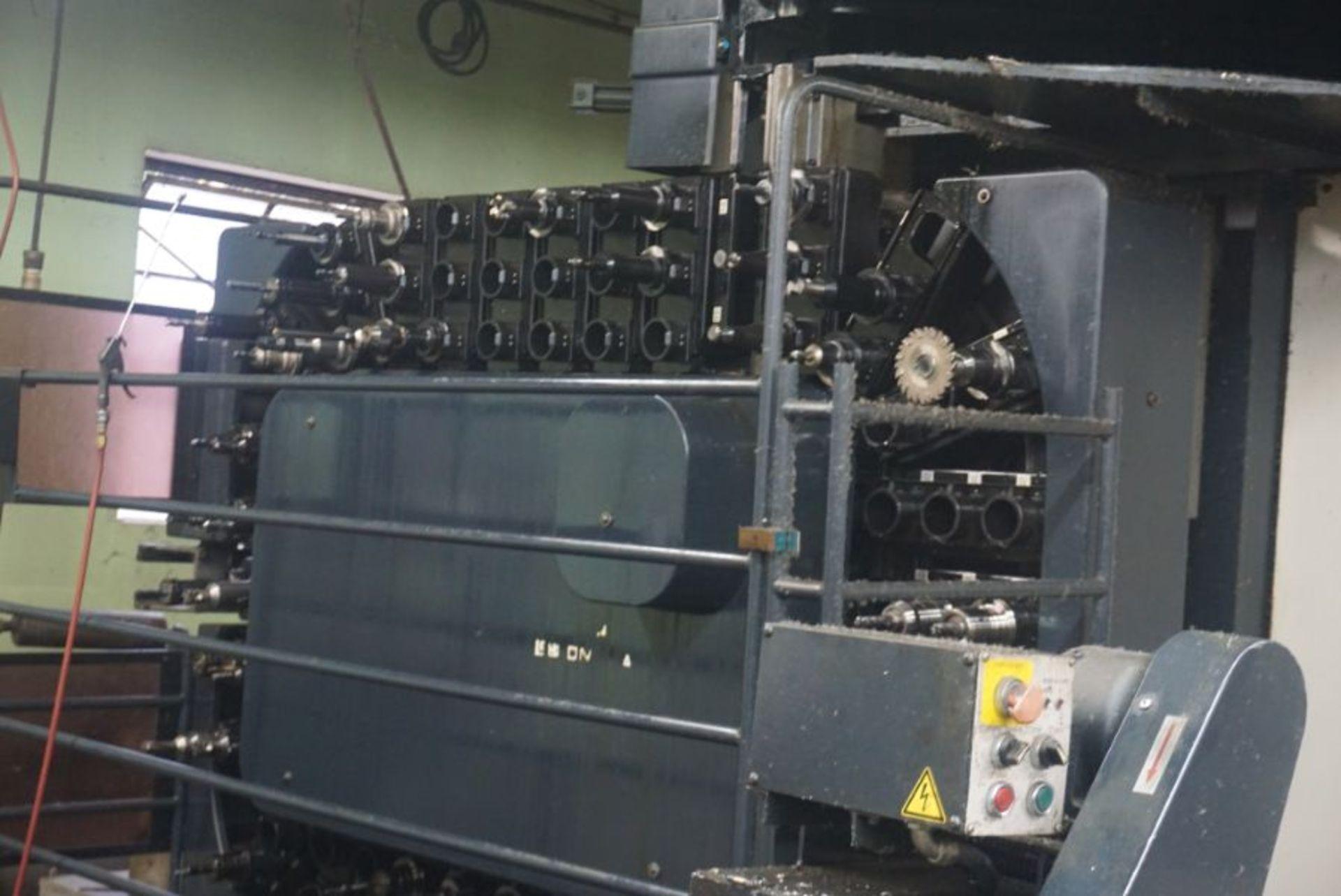 Makino MC98-A99 4-Axis Horizontal Machining Center, Fanuc 16 Pro 3 Control, New 1991 - Image 4 of 8