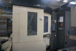 Makino MC98-A120 4-Axis Horizontal Machining Center, Fanuc 16 Pro 3 Control, New 1992