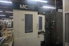 Makino MC98-A120 4-Axis Horizontal Machining Center, Fanuc 16 Pro 3 Control