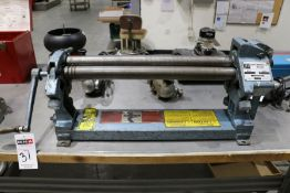 Roper Whitney Pexto 383 D, 20 GA Capacity Manual Bending Roll