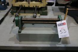 Berkroy R-100 Manual Bending Roll