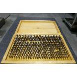 HDT .251 - 500 Pin Gage Set