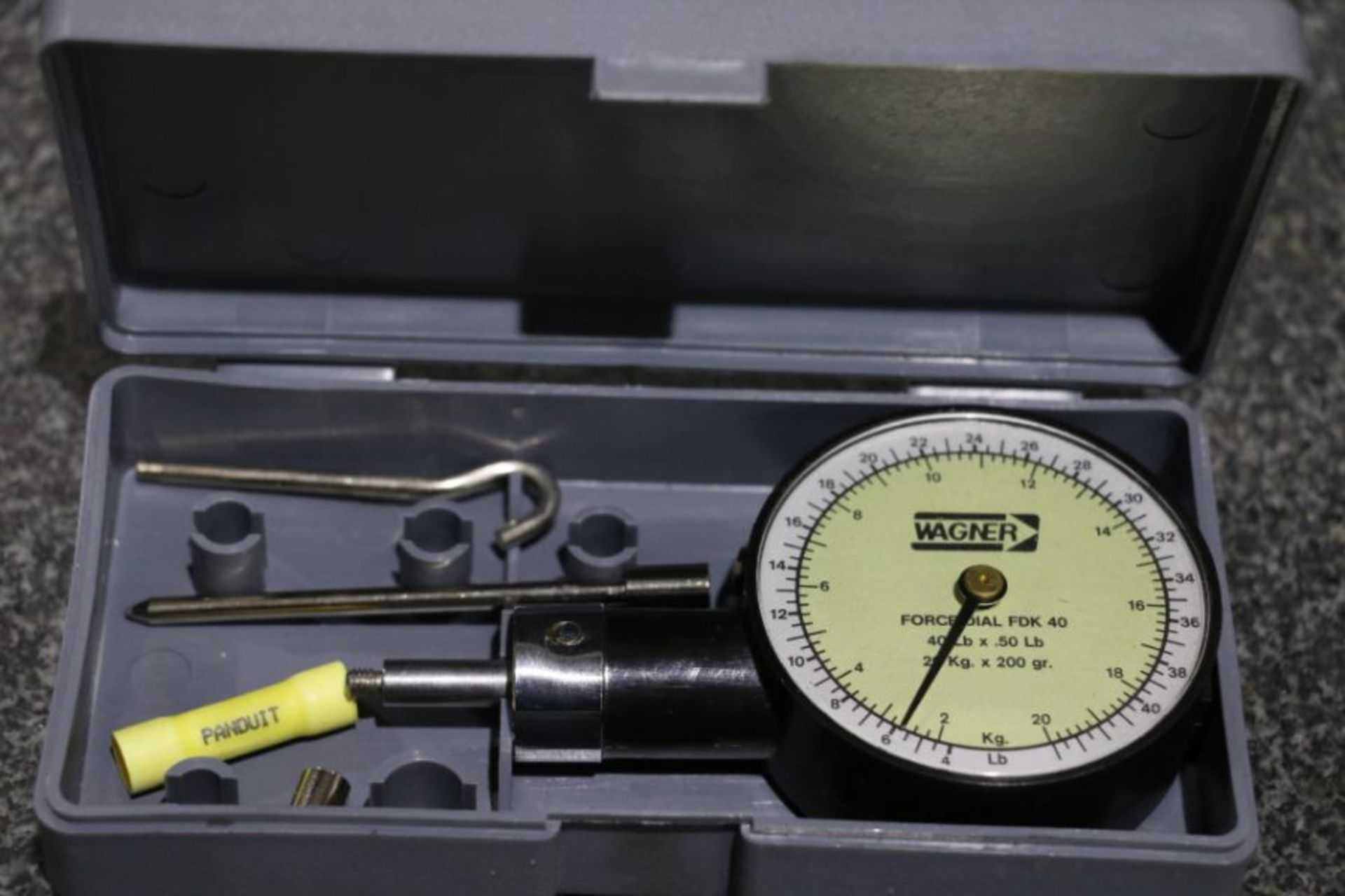Wagner Instruments FDK-40 Push/Pull Force Gage