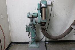 Burr King 960 400 Vertical Belt Sander, s/n 13621