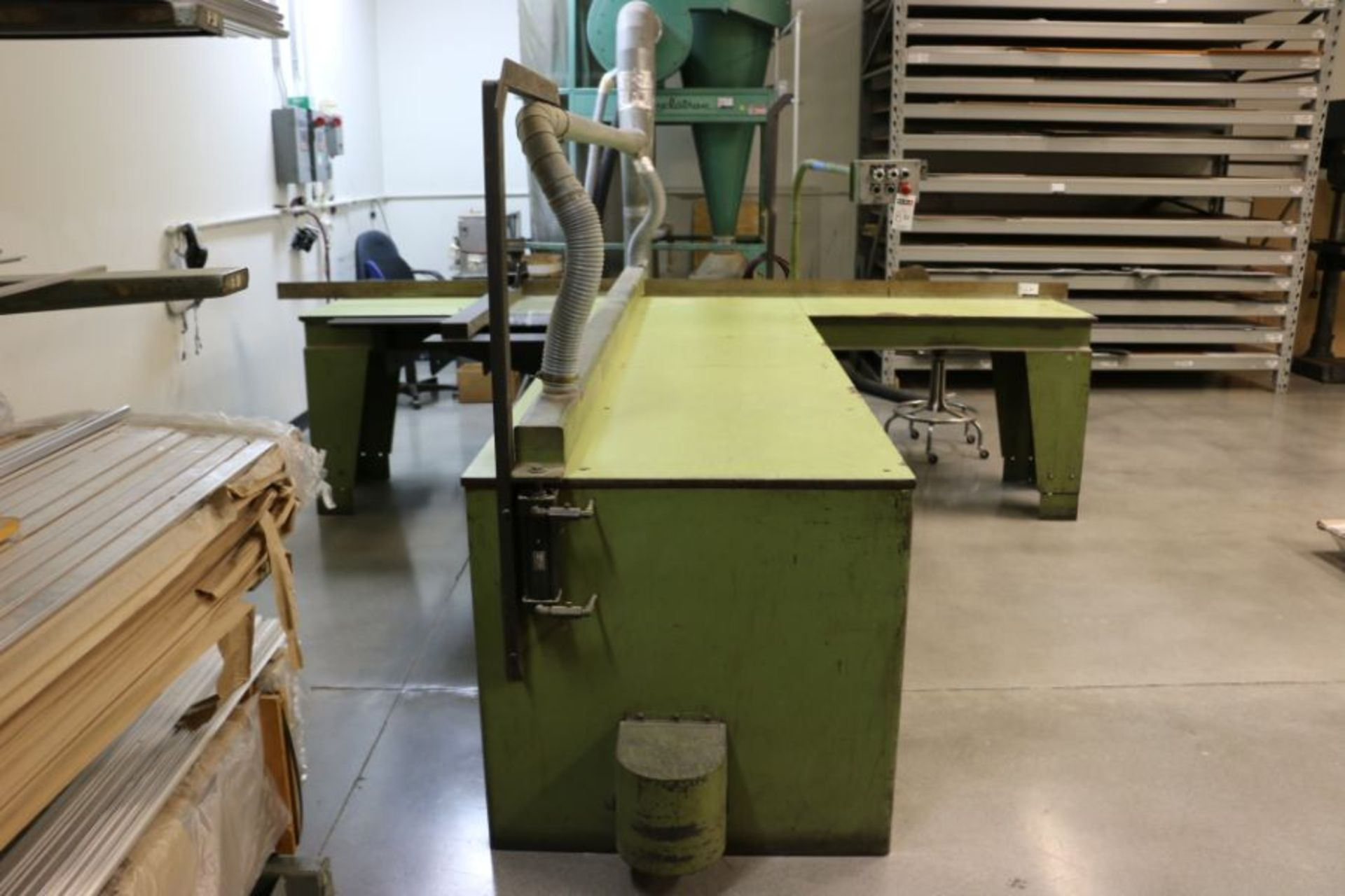 Cain Machine & Tool 360 H8 Panel Saw with Accurate ProScale DRO - Image 2 of 5