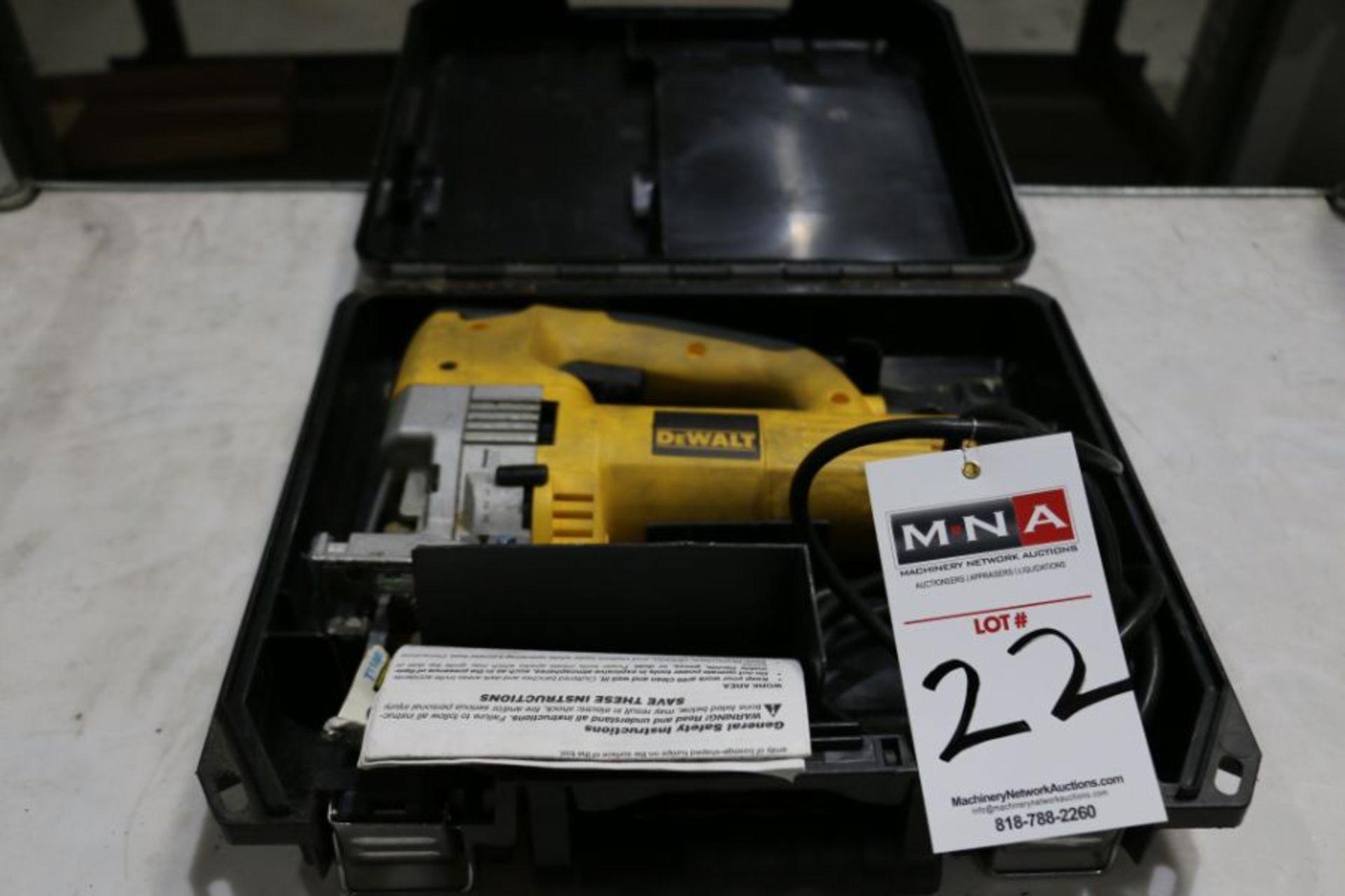 Dewalt DW321 Variable Speed 60mm Jig Saw - Image 2 of 4