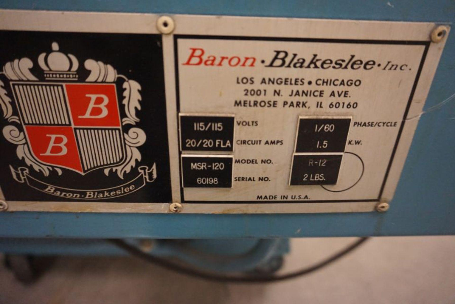 Baron-Blakeslee Ultrasonic Cleaner - Image 4 of 4