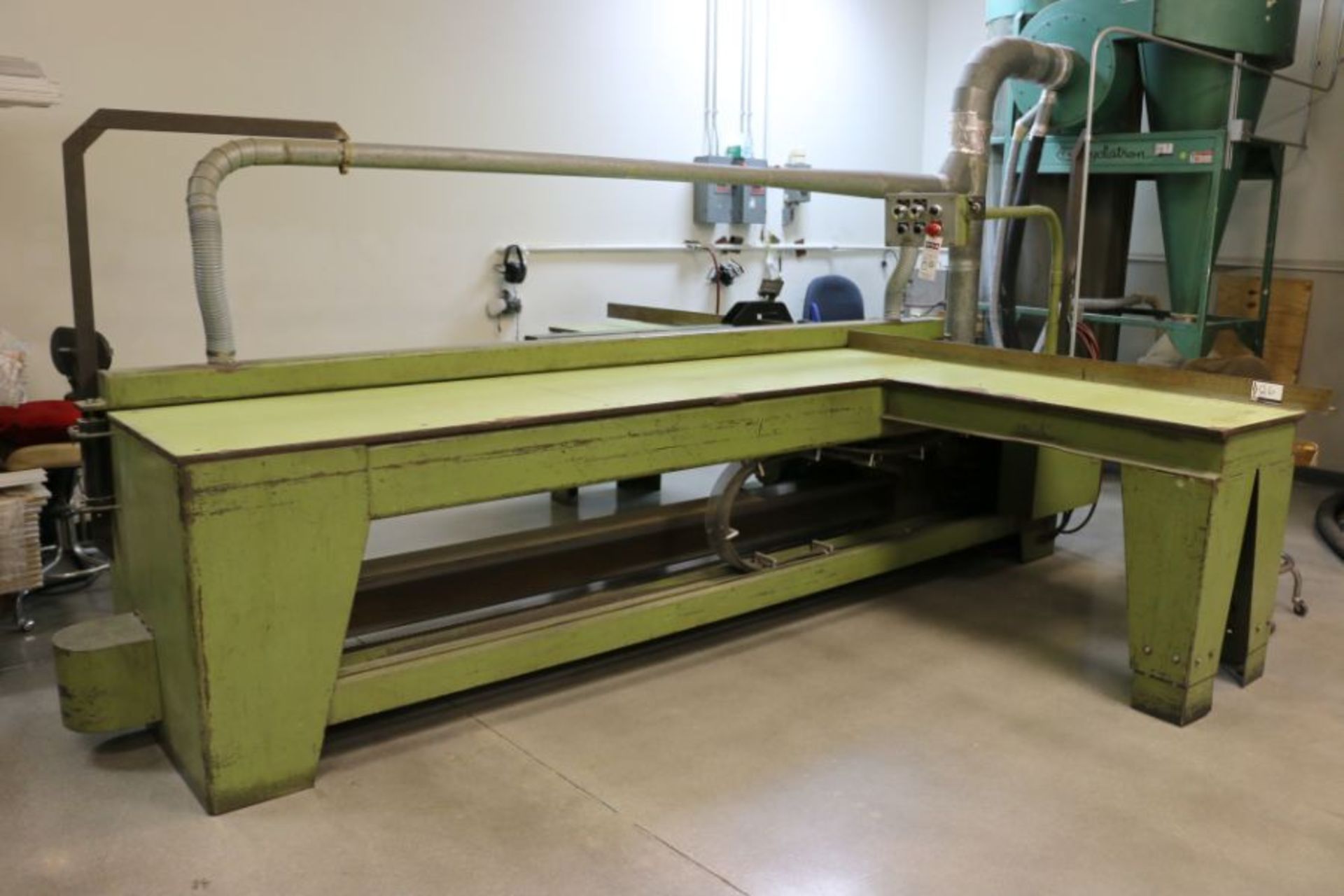 Cain Machine & Tool 360 H8 Panel Saw with Accurate ProScale DRO