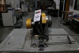"Everett 8"" Dry Abrasive Cut-Off Saw"