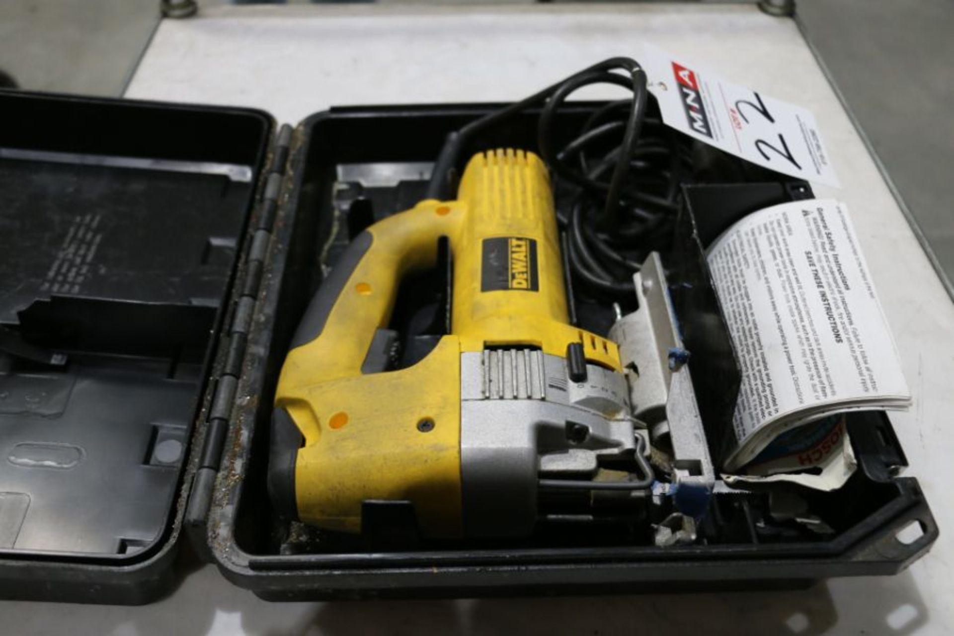 Dewalt DW321 Variable Speed 60mm Jig Saw - Image 3 of 4